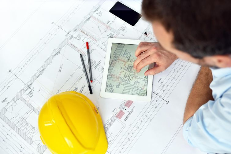 A professional can design your deck plans correctly for your permit application.
